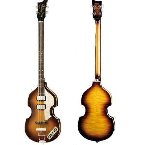 "Bass Guitar Hofner Violin Bass HCT-500/1- ""Contemporary""- Cavern"