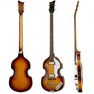 "Hofner Violin Bass HCT-500/1- ""Contemporary""- Sunburst"