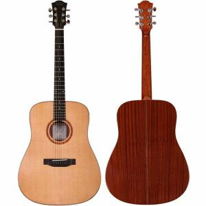 Acoustic Guitar Duke Dreadnought MC Solid