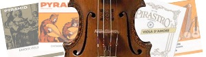 Baroque Instruments Strings