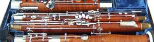 Cases for Bassoons & Contrabassoons