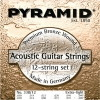 Strings for 12-strings guitar