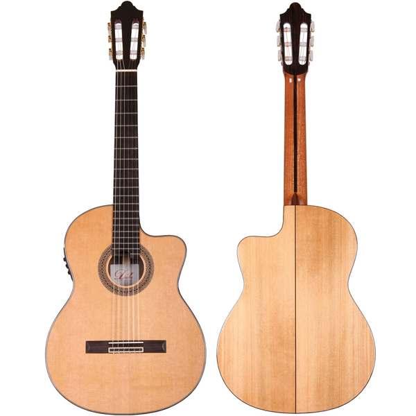 classical guitar duke kozert c cutaway buy at elcoda musical instruments store. Black Bedroom Furniture Sets. Home Design Ideas