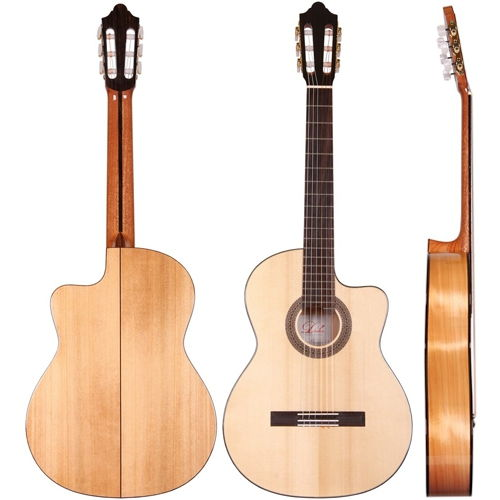 Buy Flamenco Guitar Duke Cutaway Price