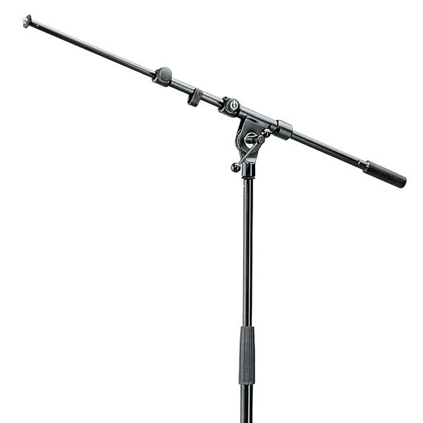 König /& Meyer 210//2 K/&M Topline Mikrofonstativ schwarz Microphone Stand