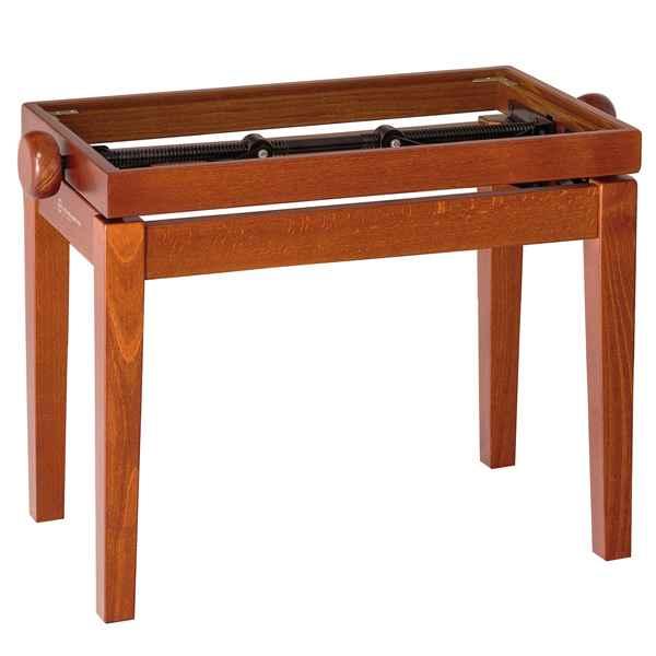 Piano bench- wooden-frame - cherry wood matt KM 13740   Price ...