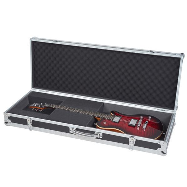 rockcase flight case electric guitar case for electric guitar rc 10806 b price reviews photo. Black Bedroom Furniture Sets. Home Design Ideas